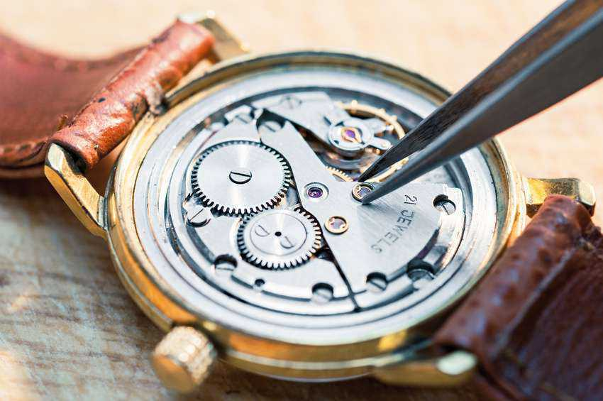 The watch industry flourishes, as do the jobs