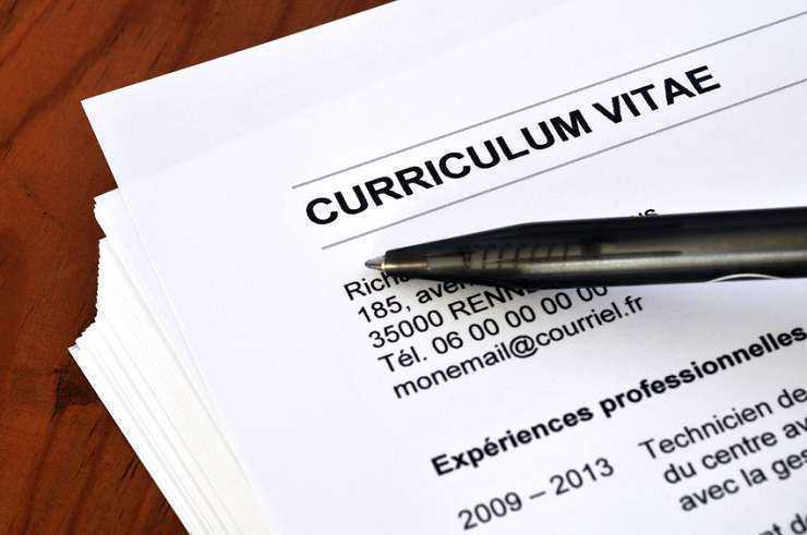 Resumes and cover letters: be careful of the words you chose!