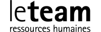 Logo leteam ressources humaines sa